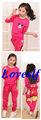 2014 loveslf ropa de niños/los niños de los fabricantes de prendas de vestir de mickey mouse traje