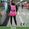 2014 anti- uv chicas sexy traje de baño musulmán
