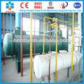 refinería de aceite vegetal
