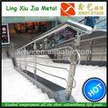 Xy-(12) bc067 pasamanos de acero inoxidable para los proyectos
