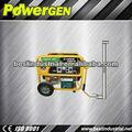 De energía- gen confiable de combustible dual cooperwire 5kw portátil generador de gas natural