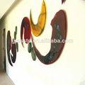 nuevo diseño de cristal de murano de arte de la pared
