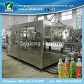 línea de producción de jugo