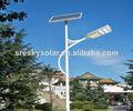 Mejores baterías recargables luces Solar impermeable alto luz