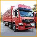 de alta calidad y capacidad de carga sinotruk precio competitivo de los camiones volquete