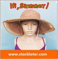 Barato de la mujer de verano sombrero de valores, 131205(1)