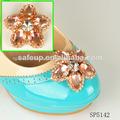 estrella de la moda las mujeres zapato flor 2014