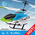 Fd1102 tamaño grande canal 3.5 volitation girocompás helicóptero del rc piezas de juguetes