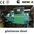 groupe électrogène diesel 380v 100kva