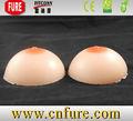 Natural de silicona de mama artificial constituye prótesis de mama para una pieza formas del pecho del silicón de la mast
