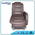 Incline reclinar e relaxar sofá-cama de luxo cadeira de massagem