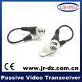 de tipo pasivo 1ch cctv de vídeo transceptor con certificación ce