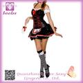 Disfraces sexy para adultos Criada atractiva PP1290 traje Disfraces Sexy Mujeres de Halloween