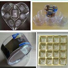 Cajas de chocolate de plástico al por mayor, cajas de chocolate de diseño
