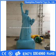 helloweeninflable productos estatua de la libertad modelo de publicidad