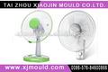 molde de plástico para el ventilador de aire