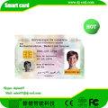 Identificación - Tarjetas plásticas