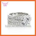 Engajamento ring|weddring anel conjuntos para women|white ouro zircão anel de diamante
