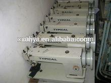 TYPICAL 0302 cusado/utilizado/segunda mano máquina de coser industrial