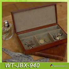 Wt-jbx-940 joyero de cuero