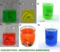 refrigerante colorantes