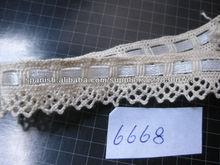 Cordón del algodón d