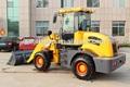 1.8 ton cargador frontal buena 4wd cargadora de ruedas zl918 con el ce