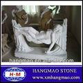natural de piedra de mármol de la escultura