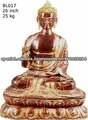 Buda piedra antigua