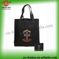De alta calidad, pp promocionales bolso no tejido, bolsas de marca