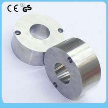hoja de servicios de fabricación de mini fresadora cnc piezas de la máquina
