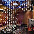 Main salon moderne rideaux. matériau acrylique rideaux de porte pour les mariages y31