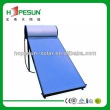 Caliente! 150l compacto termosifón solar home system