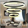HOT último modelo de acrílico de la lámpara de la lámpara LED de luz Modern Fixture