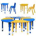 2014 moderna de alta qualidade rodada walmart kids mesa e cadeiras