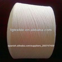 regenerada hilados de algodón para tejer