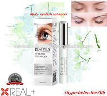 Fibra lash mascara de pestañas para un crecimiento rápido plus real+ pestañas de visón de líquido