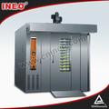 64 bandejas elétrica grande rotary forno para padaria com preço