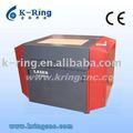 acrílico kr750 co2 de corte láser de la máquina