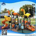 residencial de plástico preescolar juguetes de jardín de infantes