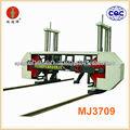 MJ3709 banda de madera horizontal aserradero