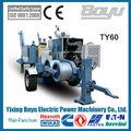 equipo de encadenar 60kn hidráulica extractor hidráulico de equipo