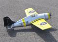 folding asas principais composta rc avião modelo f4f