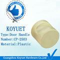 cuarto de baño koyuet partes calientes de partición del tocador de cabina de ducha de plástico manija de los muebles