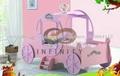 MDF mobília do quarto miúdo moderno cama carro criança / cama princesa