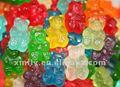 caramelo gomoso del oso