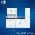 muebles de oficina de acero inoxidable de gabinete de la cocina los diseños simples
