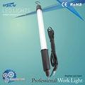 Trabajo electrico luz fluorescente fluorescente a prueba de explosión de luz de trabajo