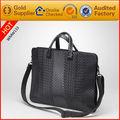 couro moda qualidade superior homens saco importados bolsas china