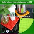 personalizado de silicona manteles individuales